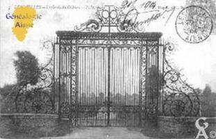 La Porte du Château - Contributeur : Maryse Trannois