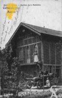 Pavillon de la Madeleine - Contributeur : Guy Gilkin