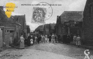 Route de Laon - Contributeur : Guy Gilkin