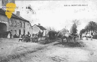 Café du Mont de Billy - Contributeur : Guy Gilkin