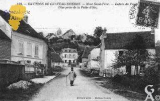 Entrée du village - Contributeur : Guy Gilkin