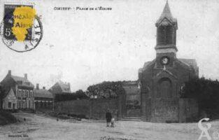 Place de l'Église - Contributeur : Guy Gilkin