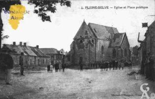 Église et Place publique - Contributeur : Guy Gilkin