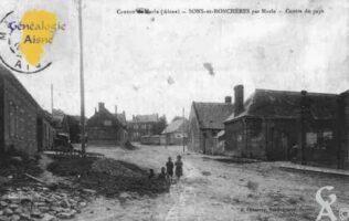 Centre du village - Contributeur : Guy Gilkin