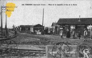 Place de la Concorde et Rue de la Marne - Contributeur : Guy Gilkin
