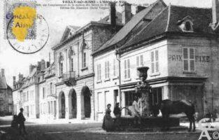 Hôtel de Ville - Contributeur : Guy Gilkin