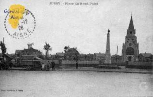 place du Rond-Point - Contributeur : Chantal Burlot