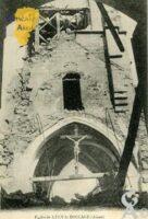 Ruines de la Guerre - Contributeur : François Gérard