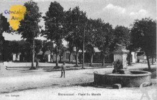 Place du marais - Contributeur : J.L.VERROUST