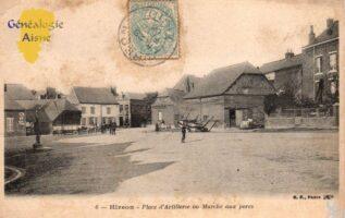 Place d'artillerie - Contributeur : G.Langlois