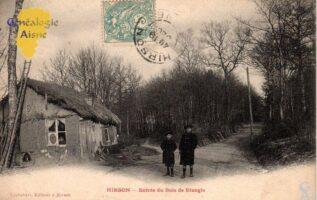 Entrée du bois de Blangis - Contributeur : G.Langlois