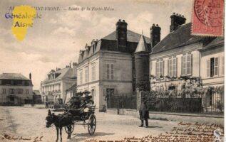 Route de la Ferté-Milon - Contributeur : G.Langlois