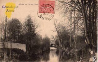 Vue de l'Oise - Contributeur : G.Langlois
