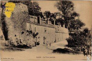 La tour penchée - Contributeur : G.Langlois