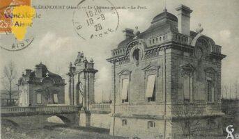 Le château restauré - Contributeur : Mme Bouillon