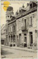 Laposte et la caisse d'Epargne - Contributeur : F.Gérard - C.G.P.T.T