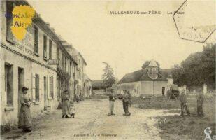 La place - Contributeur : F.Gérard - C.G.P.T.T