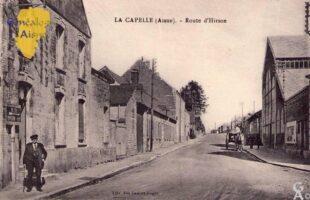 Route d'Hirson - Contributeur : A.Demolder