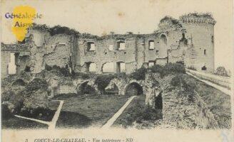 Ruines intérieures - Contributeur : M. Bouillon