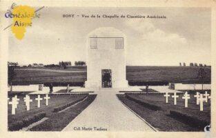 Vue de la chapelle - Contributeur : T.Martin