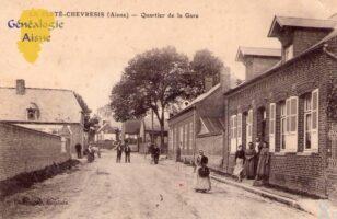 Quartier de la gare - Contributeur : A.Demolder