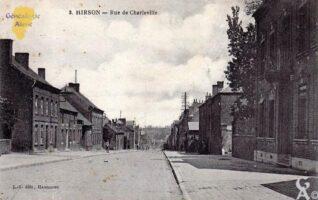 Rue de charleville - Contributeur : D. Cadour