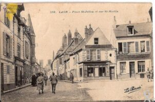 Place St Julien - Contributeur : M.Cronier