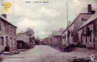 Rue Saint-Denis - Contributeur : D. Cadour
