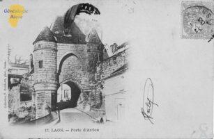 Porte d'Ardon - Contributeur : F. Rousseau