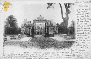 Le château - Contributeur : F. Rousseau