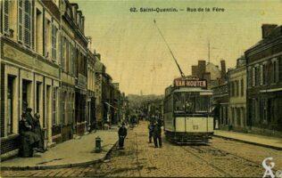 Rue de la Fère - Contributeur : J. Rohat