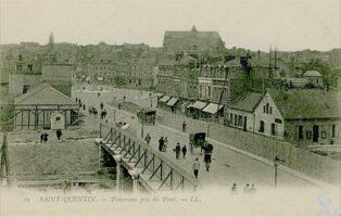 Panorama pris du pont - Contributeur : J. Rohat