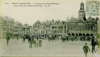Grand place - Contributeur : J. Rohat