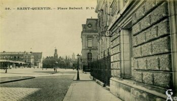 Place Babeuf - Contributeur : J. Rohat