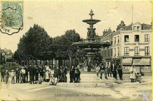 Place Dufour-Denelles - Contributeur : J. Rohat