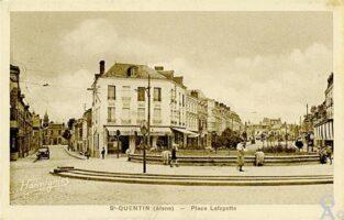 Place Lafayette - Contributeur : J. Rohat