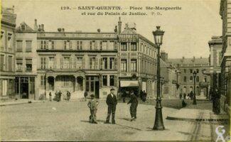 Place Ste-Marguerite - Contributeur : J. Rohat