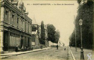 Rue de Baudreuil - Contributeur : J. Rohat