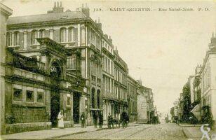 Rue Saint-Jean - Contributeur : J. Rohat