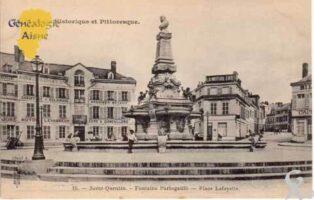 Place Lafayette - Contributeur : Maryse Trannois
