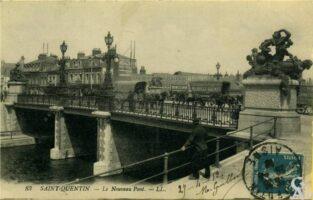 Le nouveau Pont - Contributeur : J. Rohat