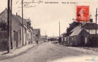 Rue de Jonc..... - Contributeur : A. Demolder