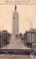 Monument aux morts - Contributeur : A. Demolder