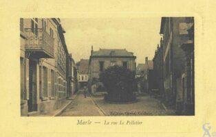 La rue Le Pelletier - Contributeur : A. Demolder