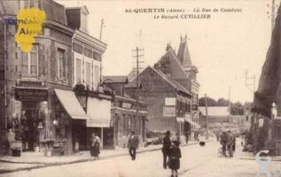 Rue de Cambrai - Contributeur : Maryse Trannois