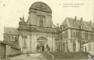 L'orphelinat et l'église - Contributeur : Françoise Portaz