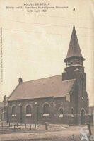 L'église   - Contributeur : T.Martin