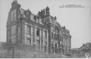 Ecole professionnelle Savart  - Contributeur : A.Giffard