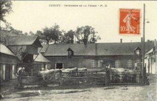 Intérieur de la ferme - Contributeur : T.Martin