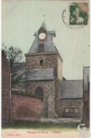 L'église vue rue des capuçins - Contributeur : T.Martin